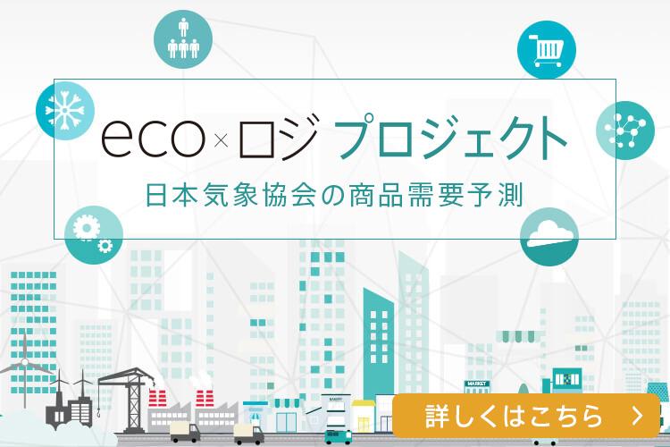eco×ロジ プロジェクト